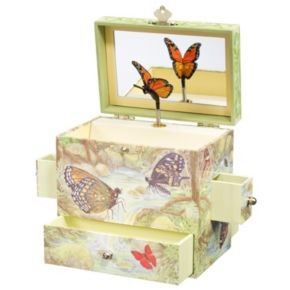 Breyer Enchantmints Monarch Music and Treasure Box