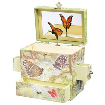 Breyer Enchantmints Monarch Music & Treasure Box