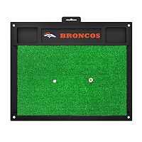 FANMATS Denver Broncos Golf Hitting Mat