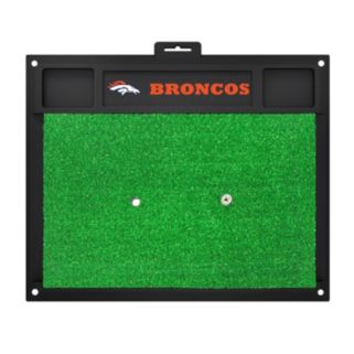 FANMATS Denver Broncos Golf Hitting Mat