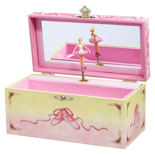 Breyer Enchantmints Ballet Shoes Music and Treasure Box
