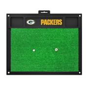 FANMATS Green Bay Packers Golf Hitting Mat