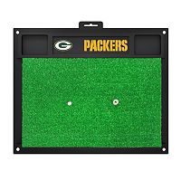 FANMATS Green Bay Packers Golf Hitting Mat