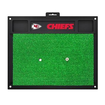 FANMATS Kansas City Chiefs Golf Hitting Mat