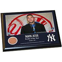 Steiner Sports New York Yankees Derek Jeter Moments 1996 Rookie of the Year 8