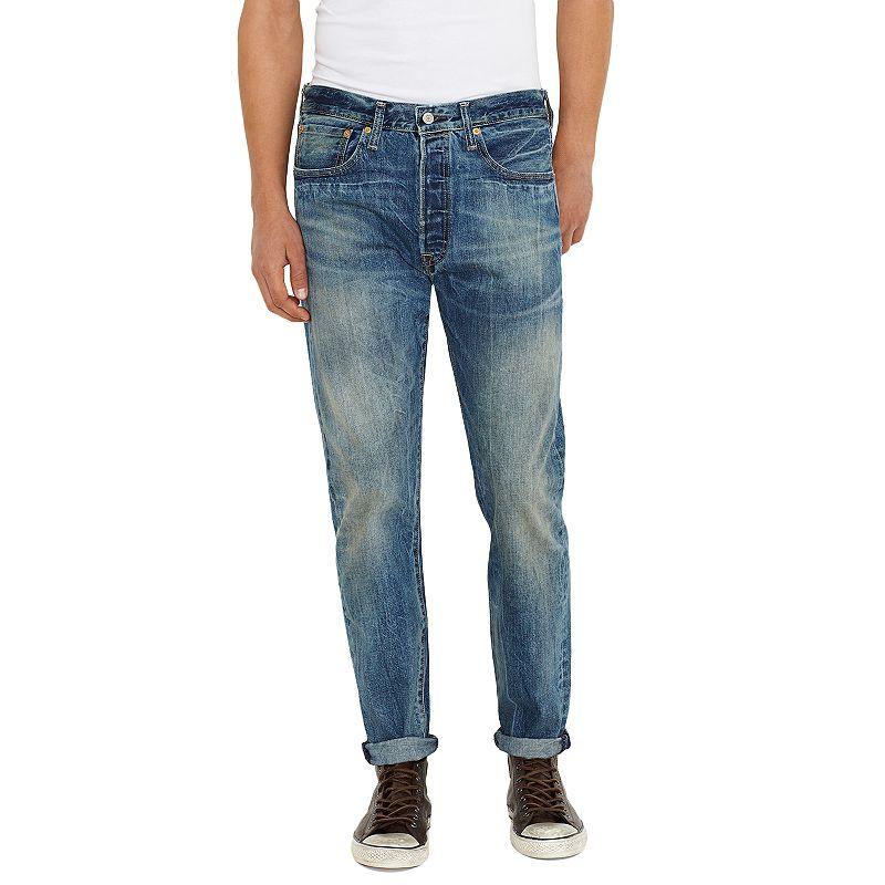 Khaki Denim Jeans For Men Images Mens Biker