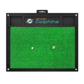 FANMATS Miami Dolphins Golf Hitting Mat