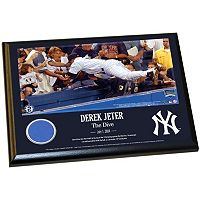 Steiner Sports New York Yankees Derek Jeter Moments The Dive 8