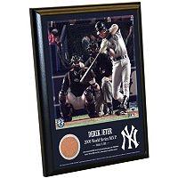 Steiner Sports New York Yankees Derek Jeter Moments 2000 World Series MVP 8