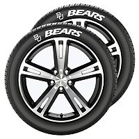 Baylor Bears Tire Tatz