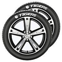 Clemson Tigers Tire Tatz