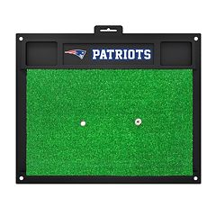 FANMATS New England Patriots Golf Hitting Mat