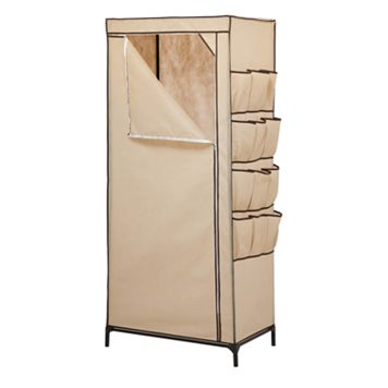 Honey-Can-Do Storage Wardrobe