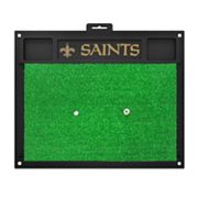 FANMATS New Orleans Saints Golf Hitting Mat