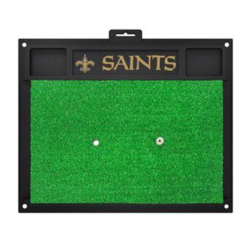 FANMATS New Orleans Saints Golf Hitting Mat
