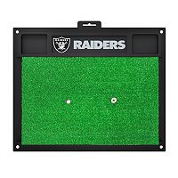 FANMATS Oakland Raiders Golf Hitting Mat