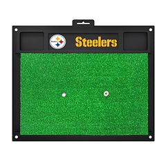 FANMATS Pittsburgh Steelers Golf Hitting Mat