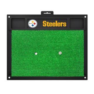 FANMATS Pittsburgh Steelers Golf Hitting Mat