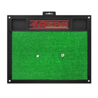 FANMATS San Francisco 49ers Golf Hitting Mat