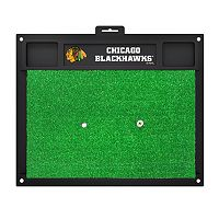 FANMATS Chicago Blackhawks Golf Hitting Mat