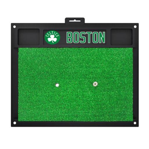 FANMATS Boston Celtics Golf Hitting Mat