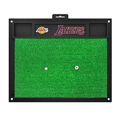 FANMATS Los Angeles Lakers Golf Hitting Mat