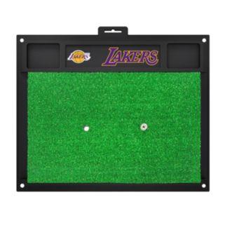 FANMATS Los Angeles Lakers Golf Hitting Mat