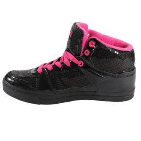 Gotta Flurt Swerve Women's High-Top Dance Shoes
