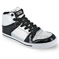 Gotta Flurt Swerve Women's High-Top Dance Shoes