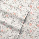 Laura Ashley Flannel Sheet Set