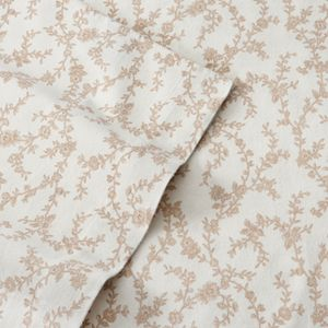 Laura Ashley Lifestyles Flannel Sheet Set