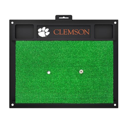 FANMATS Clemson Tigers Golf Hitting Mat