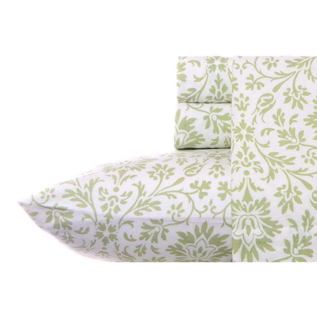 Laura Ashley Lifestyles Flannel Sheets