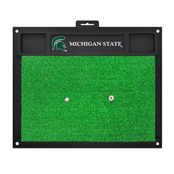 FANMATS Michigan State Spartans Golf Hitting Mat
