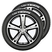 LSU Tigers Tire Tatz