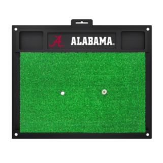 FANMATS Alabama Crimson Tide Golf Hitting Mat