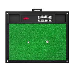 FANMATS Arkansas Razorbacks Golf Hitting Mat