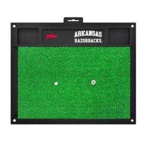 FANMATS Arkansas Razorbacks Golf Hitting Mat