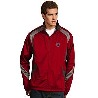 Men's Antigua Real Salt Lake Tempest Desert Dry Xtra-Lite Performance Jacket