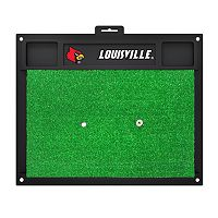 FANMATS Louisville Cardinals Golf Hitting Mat