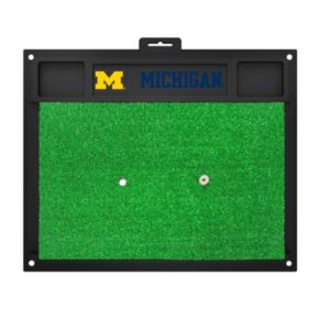 FANMATS Michigan Wolverines Golf Hitting Mat