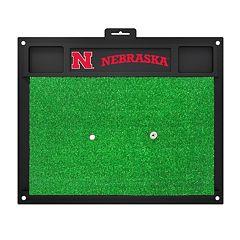 FANMATS Nebraska Cornhuskers Golf Hitting Mat