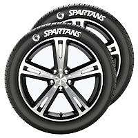 Michigan State Spartans Tire Tatz