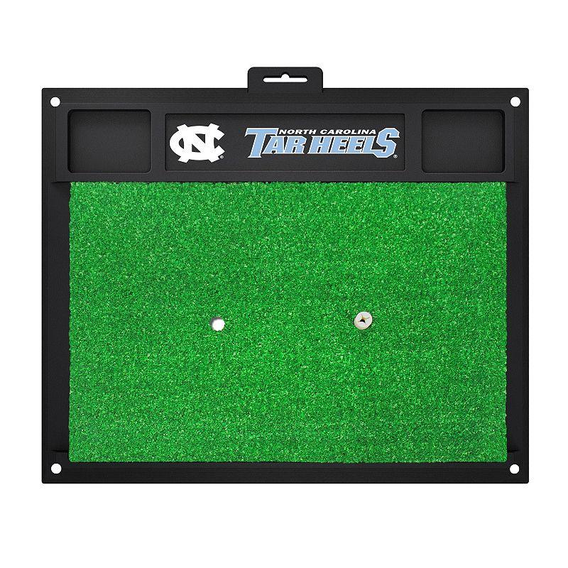 Fanmats North Carolina Tar Heels Golf Hitting Mat (Green)