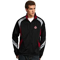 Men's Antigua Toronto FC Tempest Desert Dry Xtra-Lite Performance Jacket
