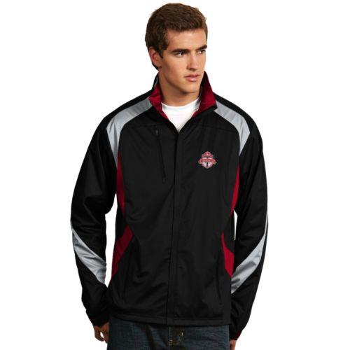 Men's Antigua Toronto FC Tempest Desert Dry Xtra-Lite Performance Jacket