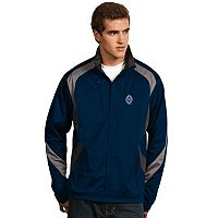 Men's Antigua Vancouver Whitecaps Tempest Desert Dry Xtra-Lite Performance Jacket