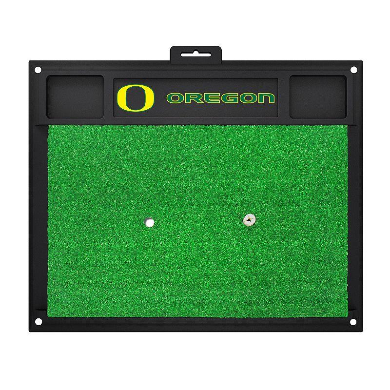 Fanmats Oregon Ducks Golf Hitting Mat (Green)