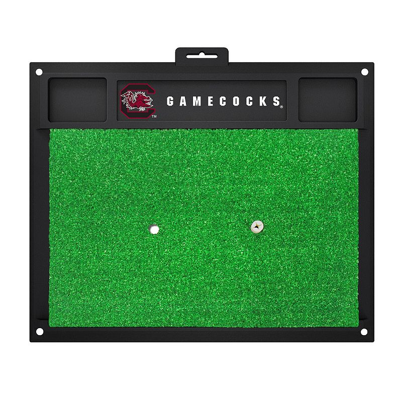Fanmats South Carolina Gamecocks Golf Hitting Mat (Green)