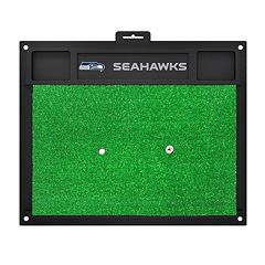 FANMATS Seattle Seahawks Golf Hitting Mat
